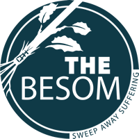 the besom logo